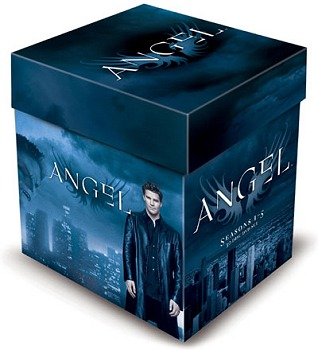 сериал Ангел (Angel) DVD