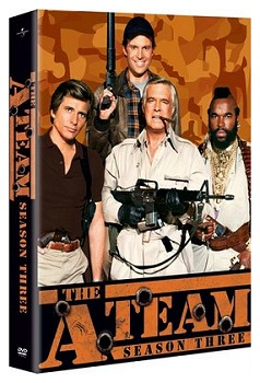сериал Команда А (The A Team) DVD