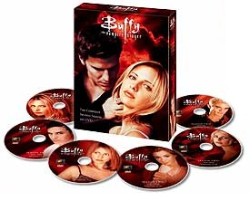 сериал Баффи (Buffy The Vampire Slayer) DVD