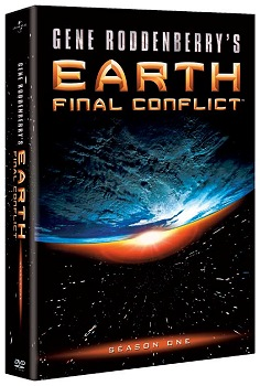 ������ ����� - ��������� �������� (Earth Final Conflict) DVD