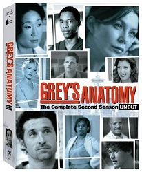 ������ �������� ����� (Grey's Anatomy) DVD