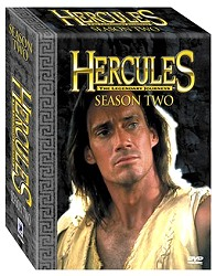 сериал Геркулес (Hercules: The Legendary Journeys) DVD