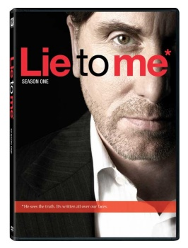сериал Теория Лжи (Lie To Me) DVD