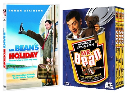 сериал Мистер Бин (Mr. Bean) DVD