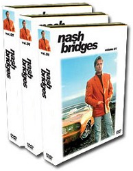 сериал Нэш Бриджес (Nash Bridges) DVD
