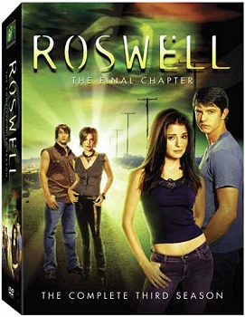 ������ ������� (Roswell) DVD