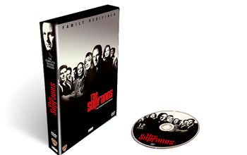 сериал Клан Сопрано (The Sopranos) DVD