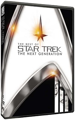 ������ ������� ����: ��������� ��������� (Star Trek: The Next Generation) DVD