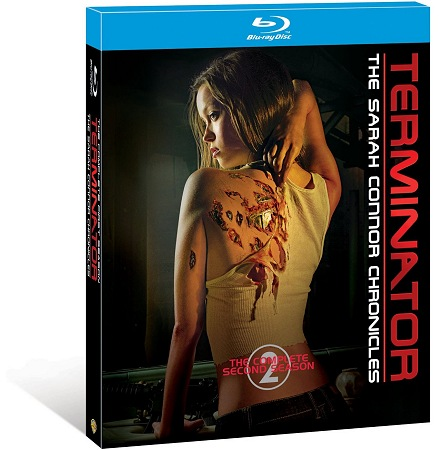 сериал Терминатор: Хроники Сары Коннор (Terminator: The Sarah Connor Chronicles) DVD