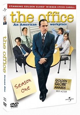 сериал Офис (The Office) DVD